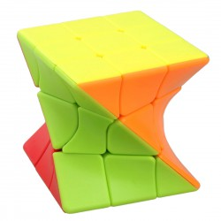 Cube 3x3 Twisty Stickerless