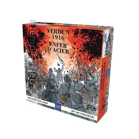 Verdun 1916 - Enfer d'Acier