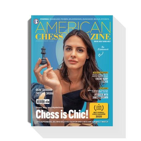American Chess Magazine n° 18