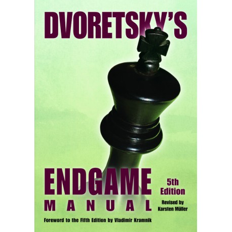 DVORETSKY - Endgame Manual 5th edition
