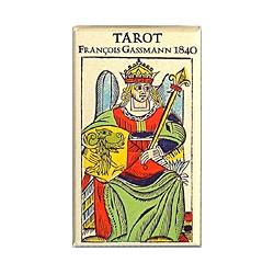Tarot François Gassmann 1840