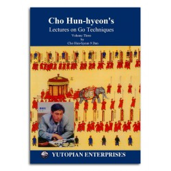 Cho Hun-hyeon's Lectures on Go Techniques volume 1