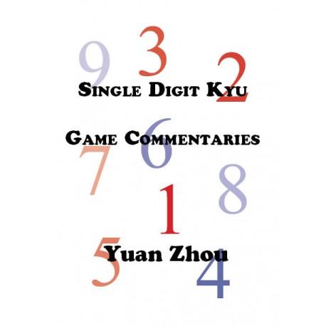 Zhou - Single digit Kyu Game Commentaries