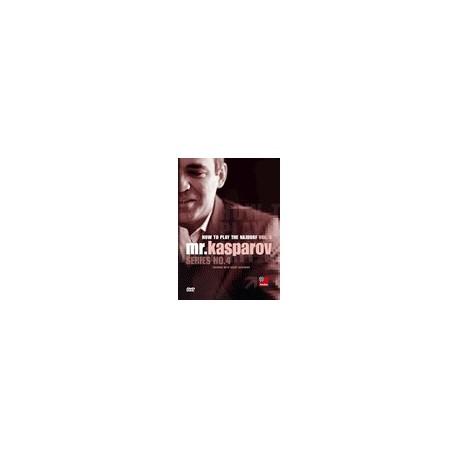 KASPAROV - How to play the Najdorf vol.3 DVD