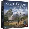 Civilisation Une Aube nouvelle extension Terra Incognita
