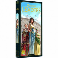 7 Wonders - Extension Cities (Edition 2020)