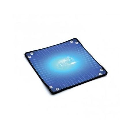 Piste de dés Bleu 21x21cm