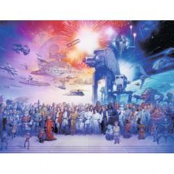 Puzzle 2000 pièces - Star Wars Universe