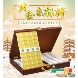 Mahjong Doré Grand Format