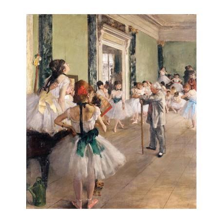 Puzzle 250 pièces - Classe de danse - Degas