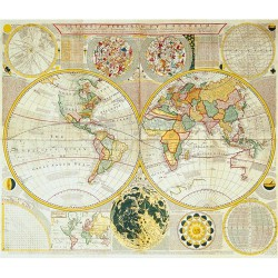 Puzzle 80 pièces - Terre et Ciel