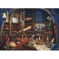 Puzzle 759 pièces ESCAPE - Observatoire Astronomique