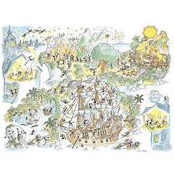 Puzzle 1080 pièces - Peter Pan