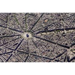 Puzzle 1000 pièces - Skyview - Paris
