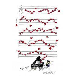 Puzzle 540 pièces - Concert