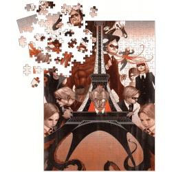 Puzzle 1000 pièces - Umbrella Academy - Edition Colletor Deluxe