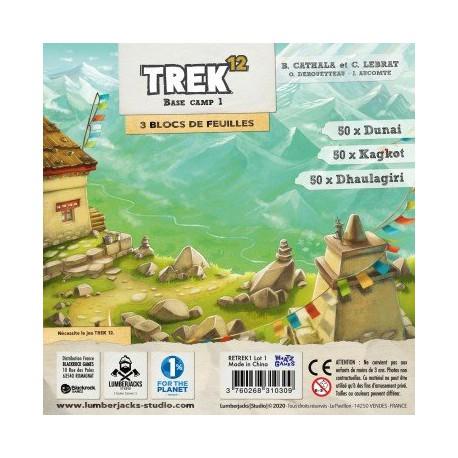 Trek 12 - Base Camp 1