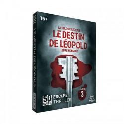 50 Clues : Le destin de Leopold