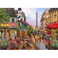 Puzzle 1000 pièces - Flowers in Paris