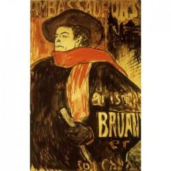 Puzzle 515 Aristide Bruan - Toulouse Lautrec