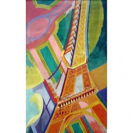 Puzzle 150 pièces - Tour Eiffel