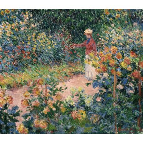 Puzzle 150 pièces - Le jardin de Monet