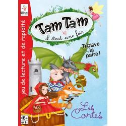 Tam Tam - Il était une Fois : Les Contes