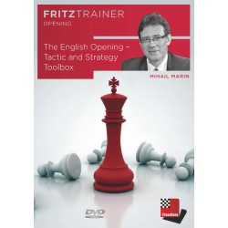 DVD Marin - The English Opening – Tactic and Strategy Toolbox