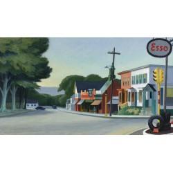 Puzzle 1000 pièces - Portrait of Orleans by Edward Hopper
