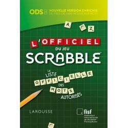 L'officiel du jeu Scrabble