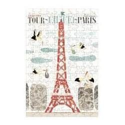 Micro Puzzle 150 pièces - Tour Eiffel