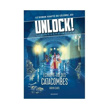 Unlock! Escape Geeks - Échappe-toi des Catacombes