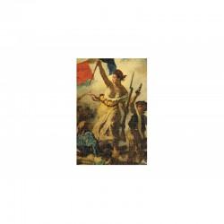 Micro Puzzle 150 pièces - La Liberté Guidant le Peuple - Delacroix