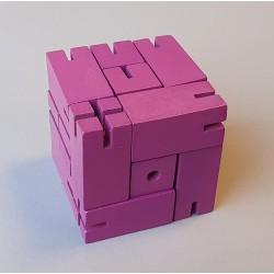 Casse-tête Flexi Cube Violet