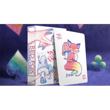 Cartes à jouer Red Fox (version 1.1)