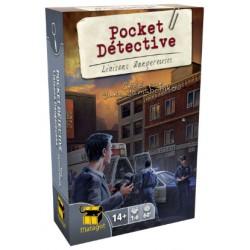 Pocket Détective : Meurtre à l'Université