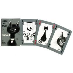 Cartes Le jeu des chats