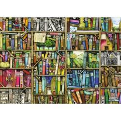 Puzzle 1000 pièces - Bibliothèque Magique