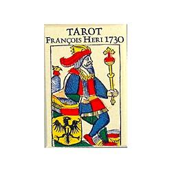 Tarot de Francois Heri 1730