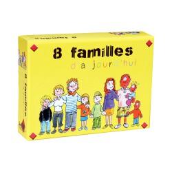 Jeu des 8 familles d'aujourd'hui