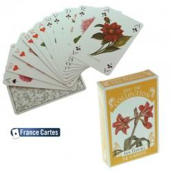 Cartes à Jouer Les Fleurs