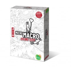 Micro Macro : Crime City