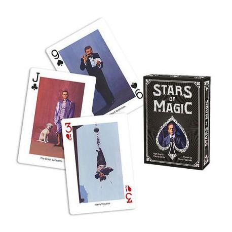 Cartes à Jouer Stars of Magic