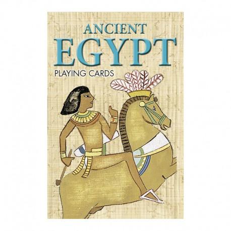 Cartes à Jouer Egypte Ancienne