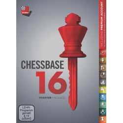 ChessBase 16 - Starter Package: With Lots of New Features