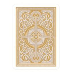 Cartes Kem Arrow Gold Poker Regular