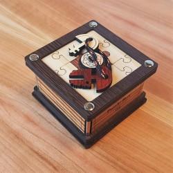 Casse-tête Boite Puzzle Box 04