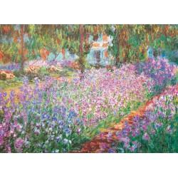 Puzzle 2000 pièces - Le Jardin de Monet