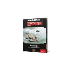 Star Wars X-Wing 2.0 - Kit de Conversion Résistance