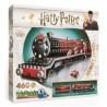 Puzzle 460 pièces - Hogwarts Express 3D - Harry Potter